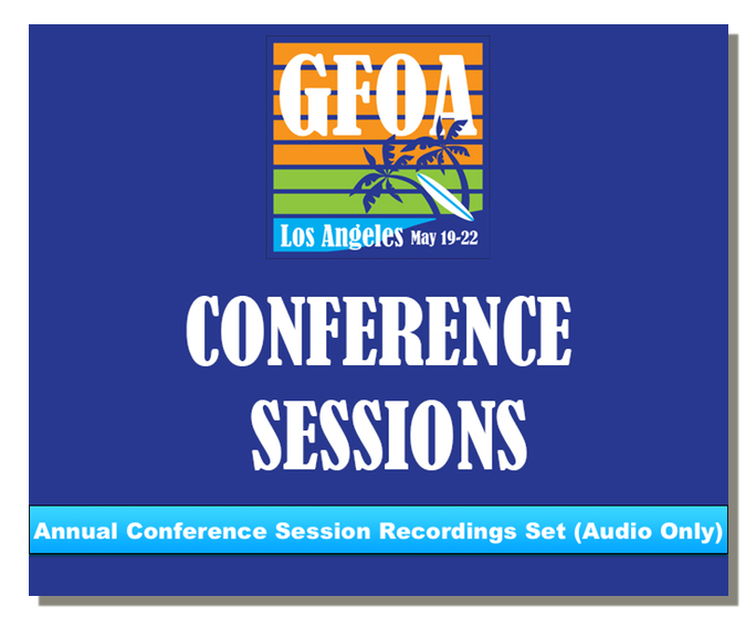 113th Annual Conference Sessions - Complete Set