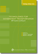 Technologies For Government Transformation:  ERP Systems