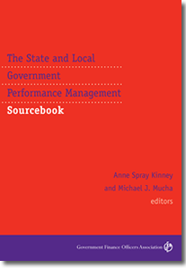 State and Local Government Performance Management Sourcebook